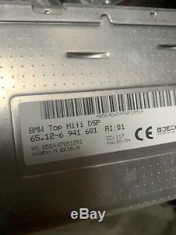 02 2003 04 05 06 BMW e65 e66 745li 750li 760li Audio Stereo Hi-Fi AMP Amplifier