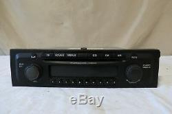 03 04 05-09 Porsche Cayenne S 955 AM FM Radio Single CD Tuner Player CDR23 OEM