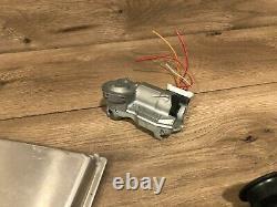 03-2005 Mercedes W211 W203 C320 E320 C240 Engine Motor Dme Ecu Ignition Key Oem