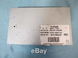04-05 Titan Maxima Armada QX56 Info GPS Driver Assist Control Unit 28330-7Y001