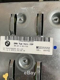 06 07 08 09 10 11 12 BMW 3 5 1-series Logic 7 Top Hi-Fi Amplifier AMP Harman