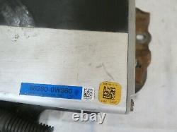 06-09 Lexus is250 is350 ISF Audio Amplifier AMP OEM Mark Levinson 86280-0W360