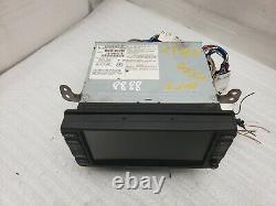 07 08 09 10 11 Mitsubishi Outlander GPS NAVIGATION Audio Display OEM 8750A069
