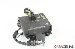 07-13 Mercedes W221 S400 CL550 Central Gateway Control Module with Lead Battery