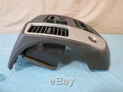 09 10 11 12 Nissan Xterra Frontier Radio Player Climate Control Dash Bezel OEM