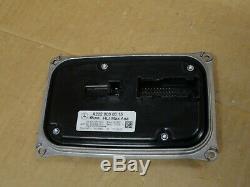 17 18 19 Mercedes Benz LED Headlight Range Adjust Control Module Unit 2229000515