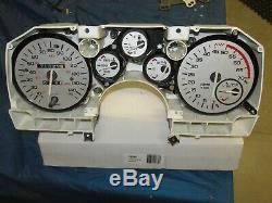 1985-1989 Chevy Camaro 140MPH Speedometer Cluster Gauge OEM 71k miles