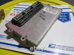 1998 Cherokee Ecm Engine Control Module Computer Pcm Ecu Power Unit Brain Box