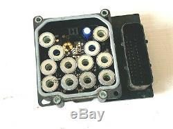 2000 2006 BMW X5 Brake System ABS Control Module Unit P 6767186 OEM