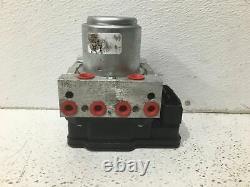 2009-2011 Honda Pilot AWD ABS pump & control module SZAA0 modulator accumulator