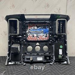 2013-2018 Dodge RAM Panel Face Bezel/4x4/heater Control OEM 1EA951J8AC