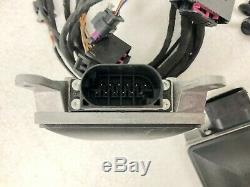 2x OEM 15-17 Audi A3 S3 Blind Spot Detection System Warning Sensor Lane Change