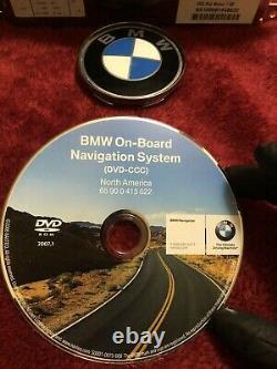 325i 325xi 330i 330xi BMW 2006-07 Am Fm Radio Navigation Cd Player