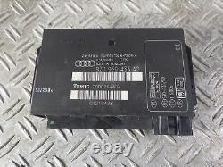 43162 Komfortsteuergerät AUDI A2 (8Z) 1.4 TDI 55 kW 75 PS (02.2000-08.2005)