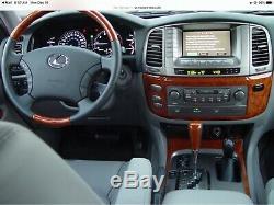 6 CD DVD Multi Player Changer OEM Lexus LX470 03-07 89K Miles