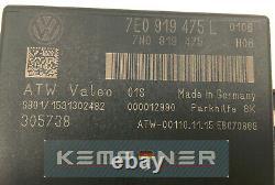 7E0919475L, Original VW, Steuergerät Einparkhilfe PDC, T5 / Amarok, 7N0919475