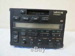 92 93 94 Lexus sc300 sc400 AM FM CD Tape Player Premium Sound System Nakamichi