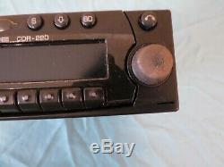 99 00 01 02 Porsche Boxster 911 986 996 Radio CD Cassette Player OEM CDR-220