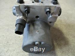 ABS System Block Steuergerät Audi A8 S8 4E 4E0614517BD Modul