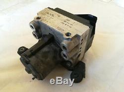 Audi A4 B5 1.9 TDI AFN ABS Block ABS Steuergerät BOSCH 8D0814111 0265214002