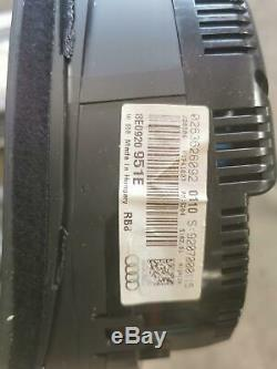 Audi A4 B6 B7 2.0tdi140BHP ENGINE ECU SET BRE ENGINE ECU 03G906016SE/ 8E0907279M