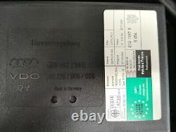 Audi A6 S6 C5 Quattro Komfortsteuergerät Steuergerät ZV Verriegelung 4B0962258E