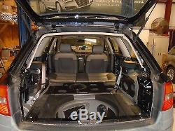 Audi Allroad 2001 2005 Control Module For Self-leveling System 4z7907553e