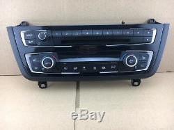 BMW 1 2 3 4 F20 F21 F22 F23 F30 F31 F32 F33 F36 Climate Control Panel AC 9363498