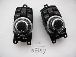 BMW 3 F30 5 F10 X3 F25 iDRIVE MEDIA SWITCH CONTROLLER MOUSE JOYSTICK CIC 9286699