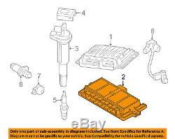 BMW OEM Ignition System-ECM PCM ECU Engine Control Module Computer 61356827064