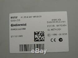 BMW X3 F25 CAS 4 CAS4 CG Car Access System Control Unit module RHD 9247480