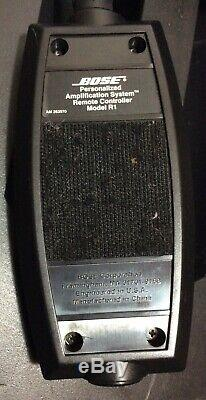 BOSE L1 Model 1 Array PA System With Bass Module B1 & Remote Controller R1 -used