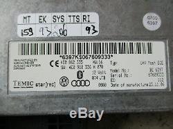 Bluetooth Interface Audi A6 4F Q7 4L Steuergerät Telefon 4E0862335 4E0910336H