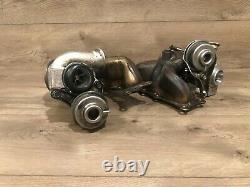 Bmw E92 E90 335i 535i N54 E88 E60 Engine Motor Turbo Charger Turbocharger Oem