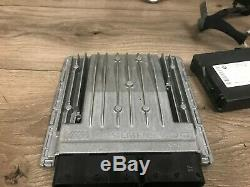 Bmw Oem E60 E63 E64 M5 M6 Dme Engine Motor Computer Set Ecu Cas 3 2006-2010