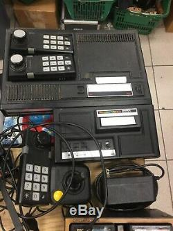 COLECOVISION CONSOLE With EXPANSION MODULE #1 BUNDLE, CONTROLLERS, GAMES FAST SHIP
