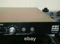 CRL Systems PMC-400A Peak Modulation Controller