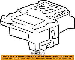 Chevrolet GM OEM 05-06 SSR ABS Anti-Lock Brake System-Control Module 19245462