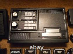 ColecoVision Expansion Module 1 & 2, Controllers, 20 Games Tested and Works