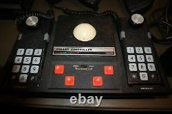 ColecoVision Video Game Console System Atari Expansion Module Roller Controller
