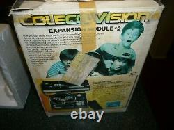 Colecovision Expansion Module 2 Steering Controller in Original Box