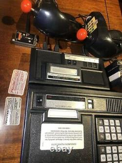Colecovision Video Game System Console plus Expansion Module #1 Plus Controllers