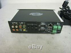 Crestron MC3 Control System Processor with power adapter READ DESCRIPTION