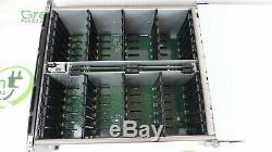 Dell EqualLogic PS6500 SAN iSCSI Storage System 2x Control Module 7 3x PSU No HD