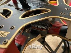Dji f550 Flamewheel Hexacopter Drone Naza M V2 Control system GPS Module PMU LED