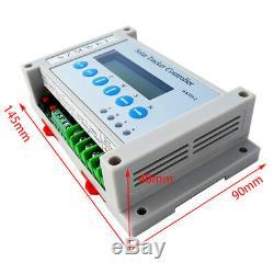 Dual Axis Solar Tracker Controller + 40a Relay Module For
