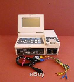 Ems Medi-link Model 70 Control Module System Interferential-ultrasound Therapy