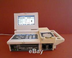 Ems Medi-link Model 70 Control Module System Ultrasound Therapy+module No Probe