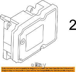 FORD OEM 13-14 Explorer ABS Anti-Lock Brake System-Control Module DB5Z2C219B