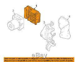 FORD OEM ABS Anti-Lock Brake System-Control Module AM6Z2C219B